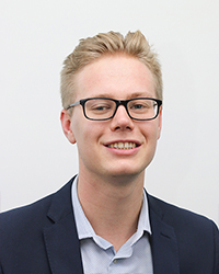 Profile image for Councillor Luke Sills